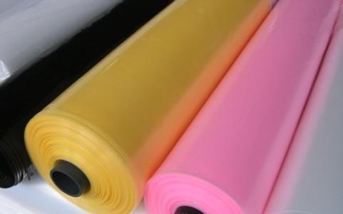 Цветные светопреобразующие пленки