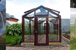 Виды покрытия для теплиц: пленка, стекло, поликарбонат