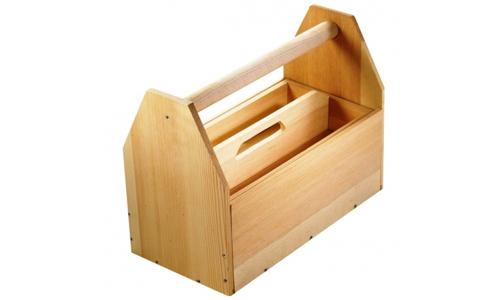Простой плотницкий ящик