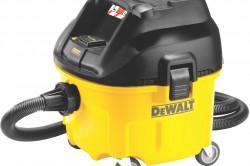 Строительный пылесос фирмы DeWalt.