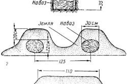 Виды утепленного грунта