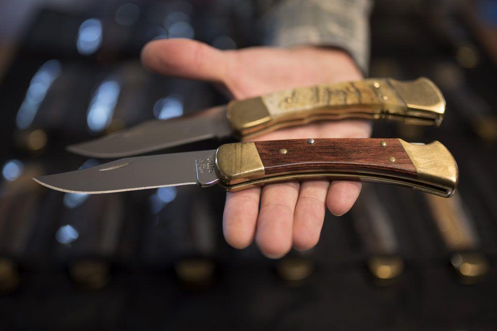 Популярные бренды ножей